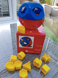 Shape-O shape sorting toy