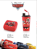 Tupperware Man UK - Disney Cars Lunch Set