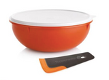 Tupperware Man UK - Fix and Mix Bowl 6L + Handy Scraper