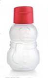 Tupperware Man UK - Fun Eco Bottle Snowman Santa Claus