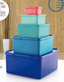 Tupperware Man UK - Basic Line set