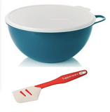 Tupperware Man UK - Thats a Bowl 4.5L + Silicone Spatula