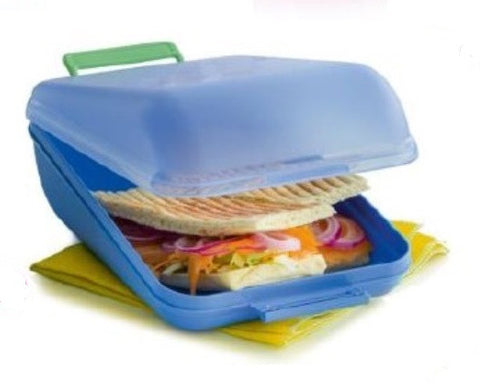 Lunch Box rectangle blue *30% OFF*
