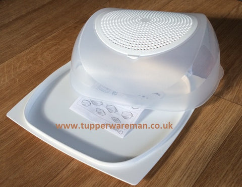 Tupperware Man UK - Cheesmart Large Square