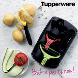 Tupperware Man UK - F27 Click Peeler Set and Accessory Set