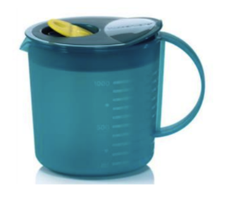 Tupperware Man UK - Crystalwave Jug 1L