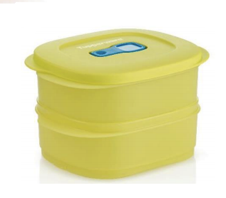 Tupperware Man UK - Crystalwave 2-Tier Rectangle set