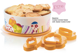 Tupperware Man UK - Easter Cookie Canister and Cutters