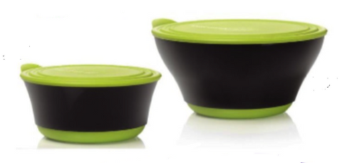 Eleganzia bowl 4.6L or 3.2L black/lime green