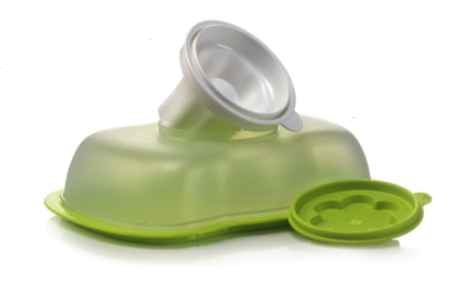 Tupperware Man UK - Jelly Mould rectangle