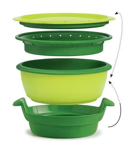 Tupperware Man UK -  L50 Microgourmet