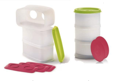 Tupperware Man UK - Moulding Tower Set