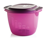 Tupperware Man UK - Microwave Pasta Cooker Round 3L