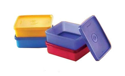 Tupperware Man UK - Square Away seal