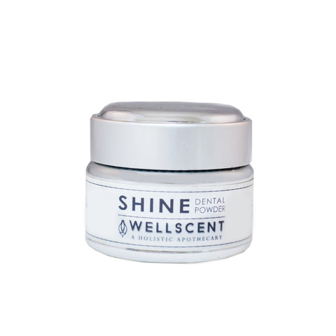 Shine Wellscent Whitening Dental Powder