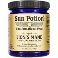 Lions Mane by Sun Potion
