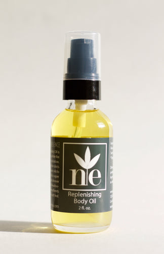 Organic Madagascar Vanilla Replenishing Body Oil