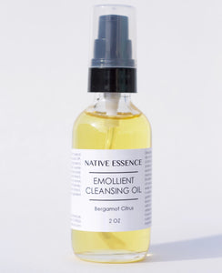 Emollient Cleansing Oil