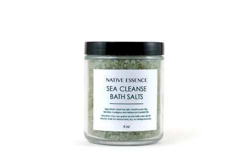 Sea Cleanse Bath Salts