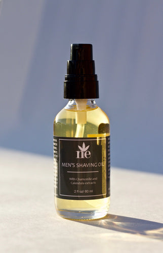 Men's Shaving Oil