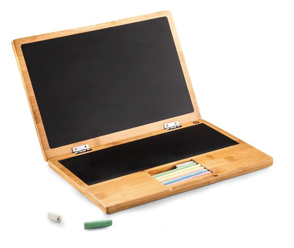 Kinder Holz-Laptop