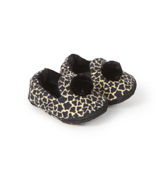 "Tiger-Fink Baby Slippers ""black"""