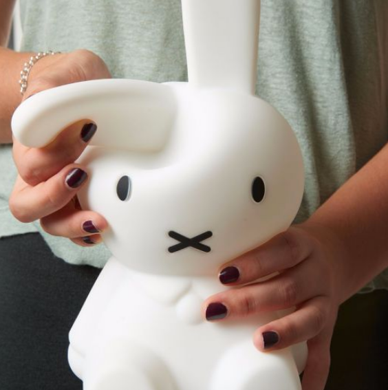 "Miffy ""My first light"" - Silicone"