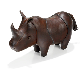 Leather Rhinoceros - Standard