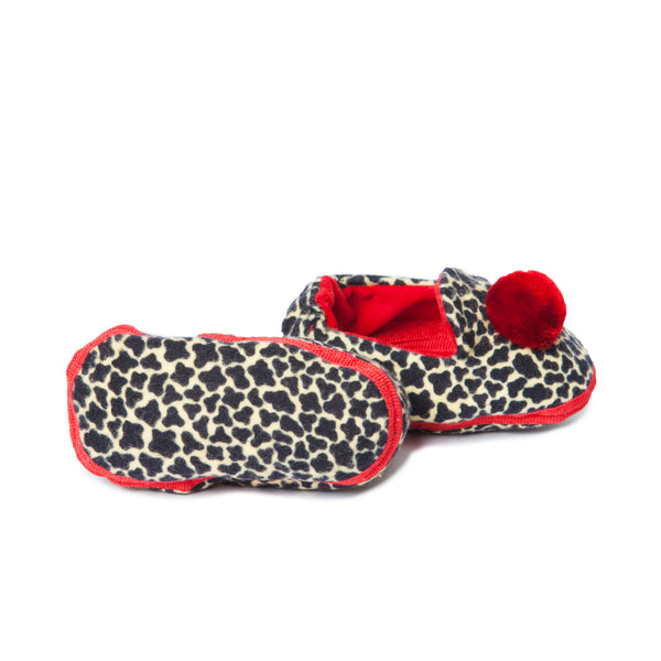 TIGER-FINK BABY SLIPPERS ROT