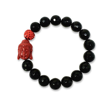Happy Buddha Black Onyx