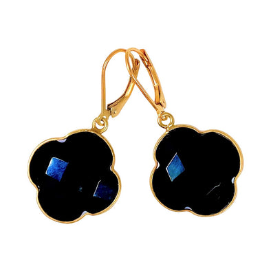 Candy Clover Black Onyx