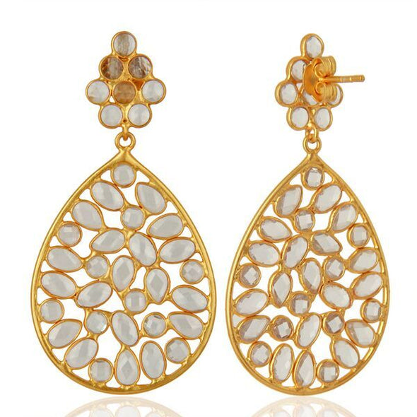 Letta Gold Earrings