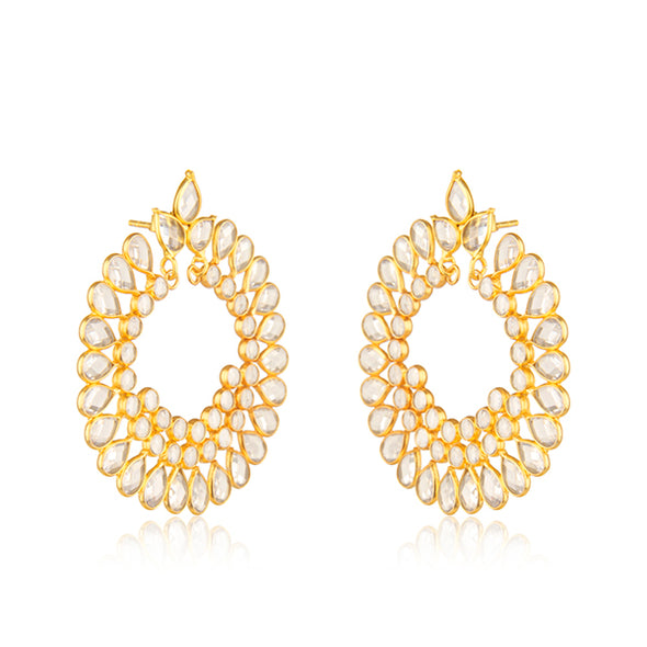 Chloe Gold Earrings