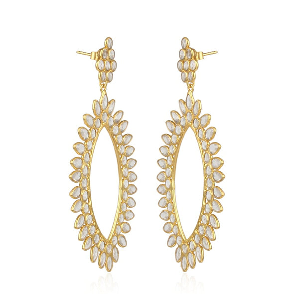 Lisabetta Gold Earrings