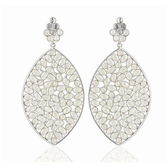 Simona Silver Earrings