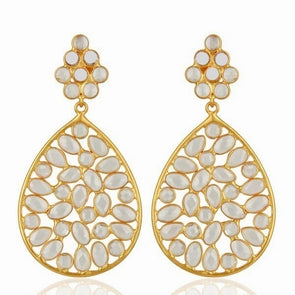 Letta Gold | Earrings at ValentineRouge.com | Timeless Jewellery