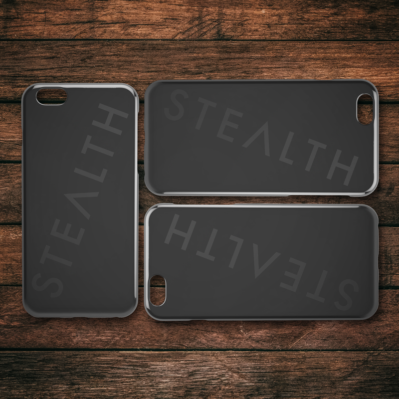 STEALTH Media Iphone Case