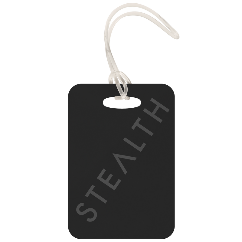 "Axon ""Ryan Janzen"" Luggage Tag"