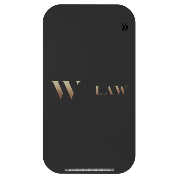 W Law Wireless Charging Station