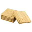 Screenco Bamboo Coaster