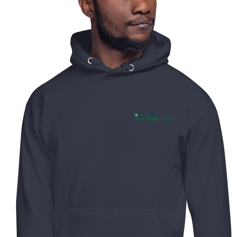 NAP Embroidered Unisex Hoodie