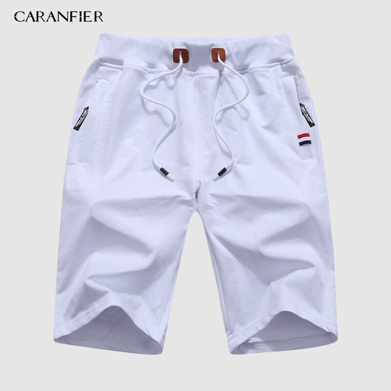CARANFIER Mens Beach Shorts