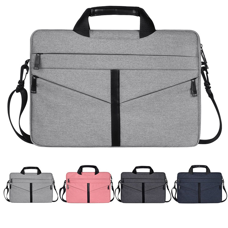 13.3 15.6 Inch Shoulder Bag For E5450 Dell Xps Women Men Notebook Cover Case Sleeve For Hp Pavilion G6 Envy M6 Spectre X360