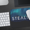 "STEALTH Media ""Starry Night"" Mousepad"