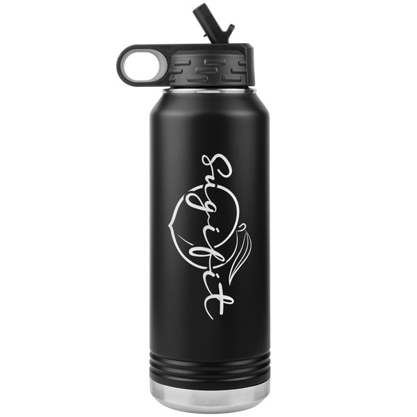 SugiFit 32oz Water Bottle Tumbler