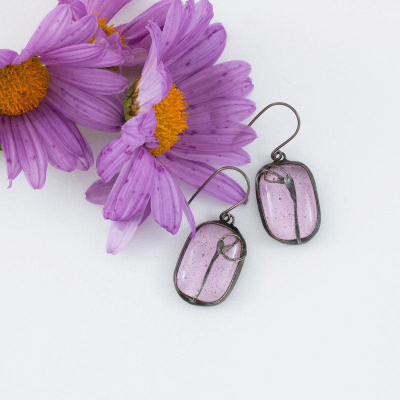 Boucles d'oreilles / Collection arabesque