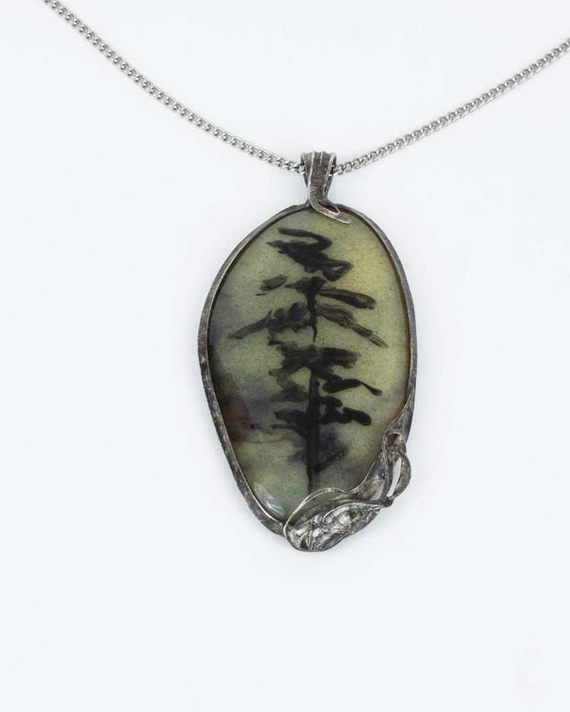 Pendentif / Collection nature / Sagesse