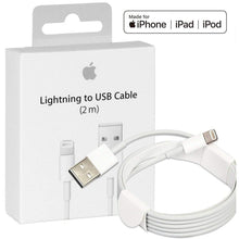Load image into Gallery viewer, CABLE IPHONE 1 METRO Y 2 METROS ORIGINAL