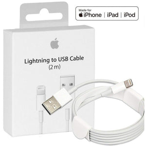 CABLE IPHONE 1 METRO Y 2 METROS ORIGINAL