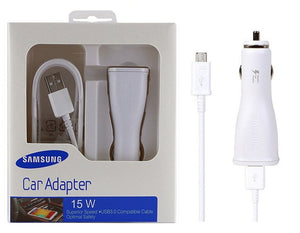 Samsung Car Adapter Charging Set